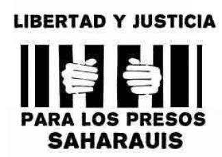 Resultado de imagen para presos politicos saharauis