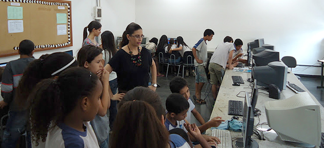 Tecnologia Educação Diários de Inovações