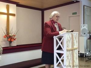 Sylvia Norrgård, kuva: Jouni Niiranen