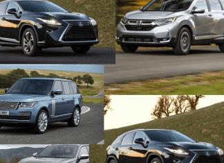 Τα καλύτερα SUV 2018, ta kalitera suv 2018