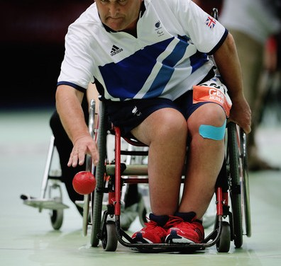 Murray Ends Paralympic Boccia Career With Win