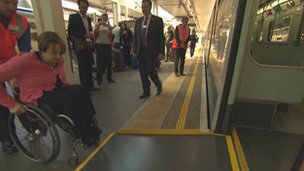London Underground Disability Ramps To Stay After Games