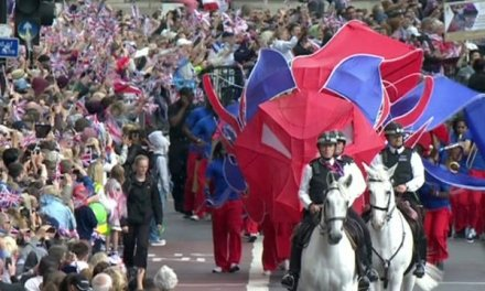 Amazing Reception For The Athletes Parade
