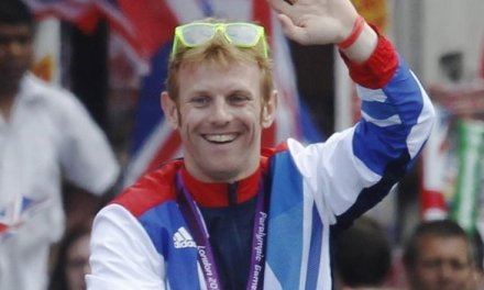 Jody Cundy ready for Commonwealth Games challenge