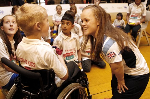 Paralympic Games Legacy: Sainsbury's Invests £1million to Inspire Next Generation