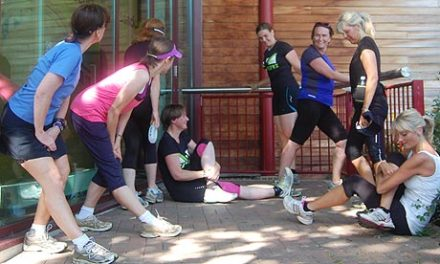 Depression and exercise: a group to get you Up and Running