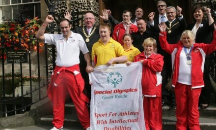 Bath to host Special Olympics GB 2013 National Summer Games