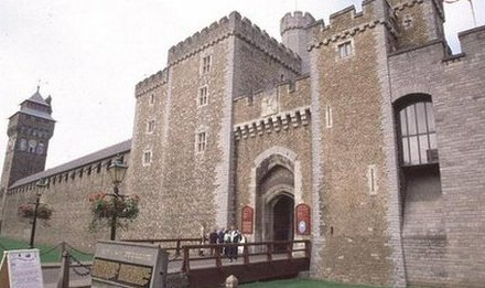Lift is open for Cardiff Castle visitors