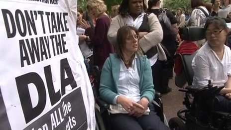 Disability benefit shake-up fears of organisations