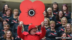 Poppy appeal launches with concert