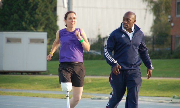 LimbPower working with UK Athletics to spot Amputee Running Talent for Rio 2016