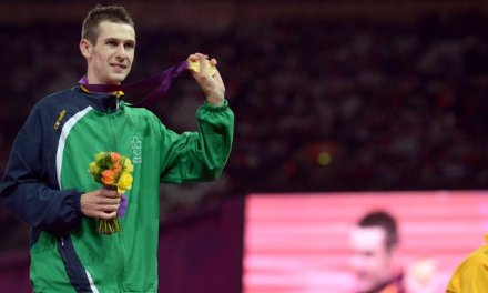 Michael McKillop faces tougher 1500m paralympic task in 2013