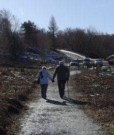 Volunteers to test accessible paths in North Pennines