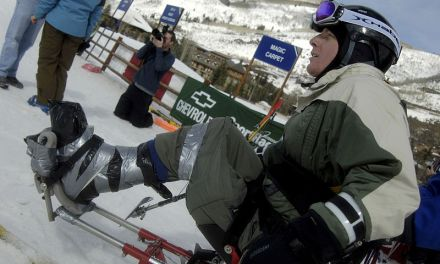Adaptive Skiing Makes a Disability No Barrier to Hitting the Slopes