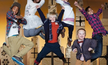 Adorable four-year-old boy with Down's syndrome set to steal the show in new M&S Christmas TV advert