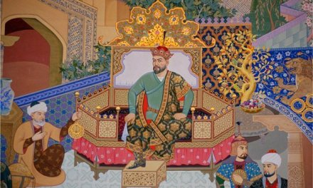 Disability history month: Was Tamerlane disabled?