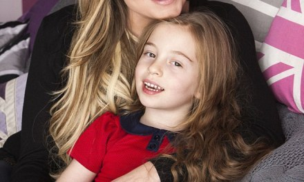 'I was accused of abuse': Rita Simons opens up on her decision for deaf daughter Maiya to have an ear implant