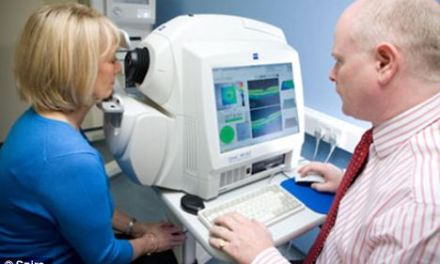 Simple eye scan can predict how quickly Multiple Sclerosis patients will decline