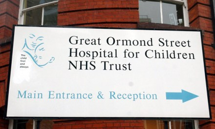 Thieves steal Christmas presents intended for sick children at Great Ormond Street Hospital
