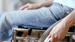 Disabled people 'could be forgotten' amid social care reform