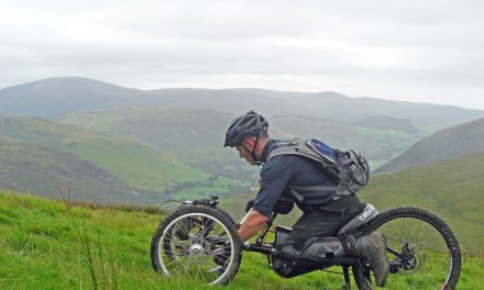 Looking for a Challenge? Apprentice 'Champion' required for Hand Bike Mountain Epic