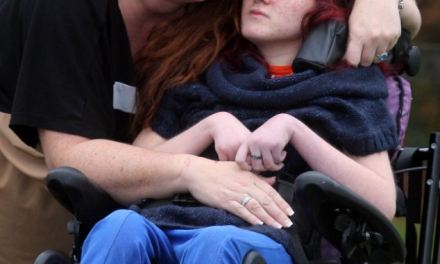 Severely disabled girl, 14, forced to fly 23,000 mile round trip every month in medical compensation battle with New Zealand authorities