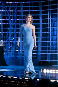 """Alexis Wineman, 18, the first Miss America contestant with autism, won an online vote to be selected as """"America's Choice."""" (Miss America Organization)"""