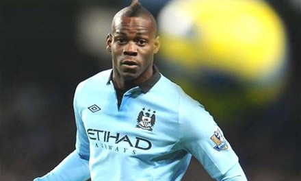 Mario Balotelli 'Parks in Disabled Spot'