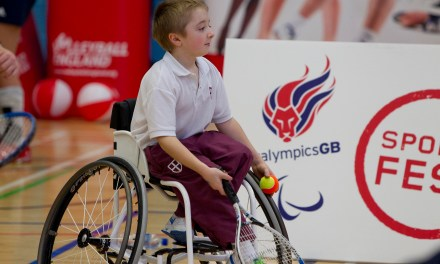 ParalympicsGB Sports Fest set for Sheffield