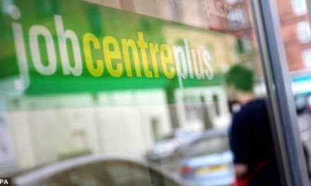 UK 'workless households' rate among highest in EU as Britons appear to prefer a life on benefits