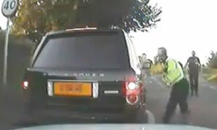 Cop who smashed disabled OAP's car wins employment tribunal