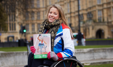 The Paralympic legacy: what young disabled people want