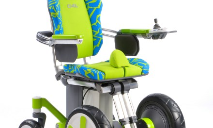 "Innovative NHS Children's ""Chair 4 Life"" wheelchair debuts at Healthcare Innovation Expo 2013"