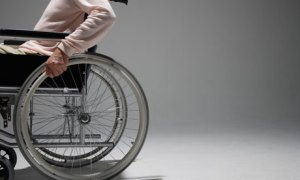 Many current disability living allowance claimants with significant mobility impairments, including many wheelchair users, will lose their entitlement. Photograph: Imagewerks/Getty Images/Japan