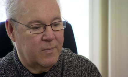 Right to die: Paul Lamb takes up Tony Nicklinson fight