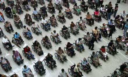MDGs: redress failure to include disability
