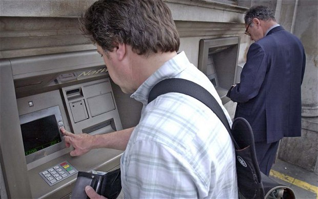 NatWest launches talking cash machines