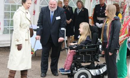 Rosa Monckton: the unlikely disability activist