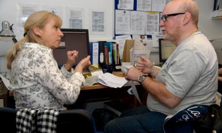 Richmond Aid Boosts Advice Service