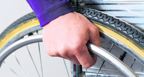 Wheelchair user docked disability allowance