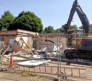 Disability Challengers home bulldozed for redevelopment