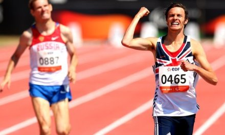 IPC Athletics: Paul Blake triumphs in T36 800m to win fourth GB gold