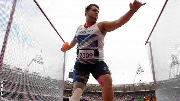 Aled Davies 'devastated' by Rio discuss omission