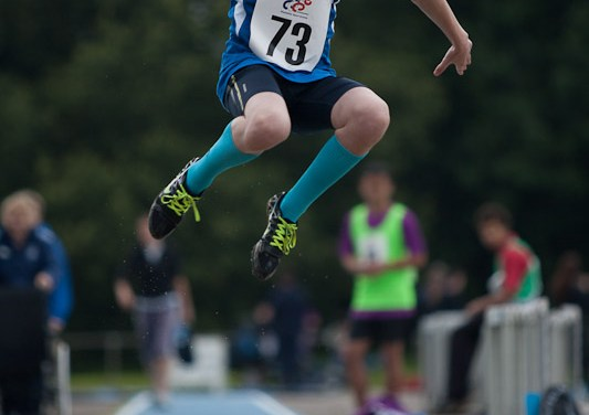Weekend set to inspire a new generation of junior disabled athletes
