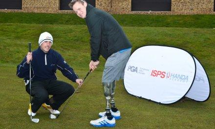 Disability Coach Thomas Named Midlands PGA Pro Of The Year