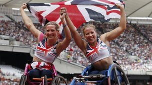 'Jury is out' on Paralympics legacy, charities warn