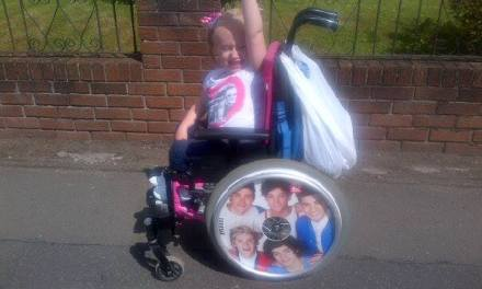 Milli's One Direction Wheels