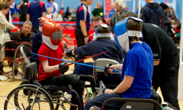 London 2012 medallists on board as ParalympicsGB Sports Fest heads to Worcester