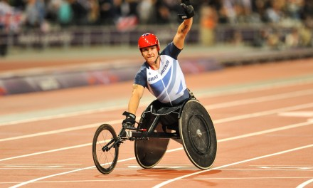 Top honours for David Weir and British media at 2013 Paralympic Awards