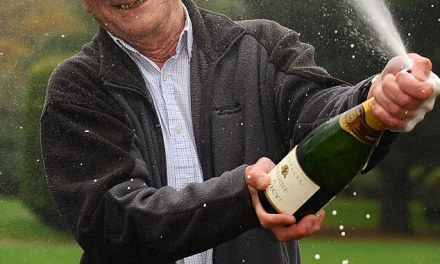 Up at 6am for work, the £8million Lotto winner who won't give up his day job